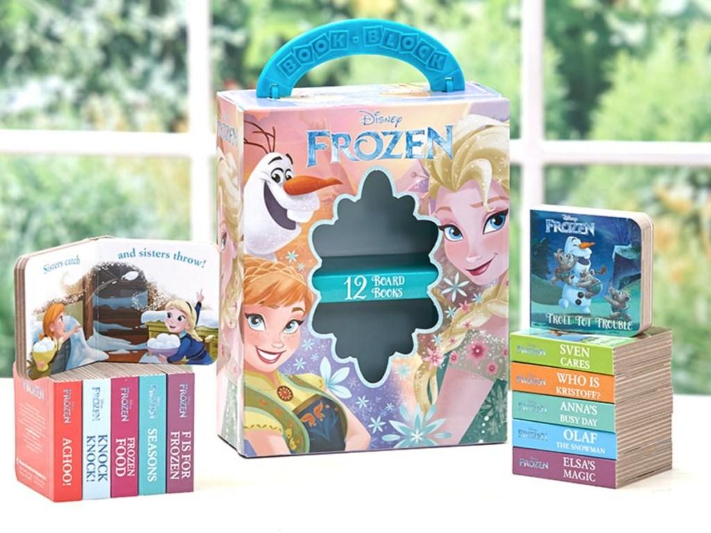 frozen board book set