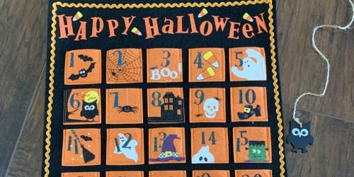 Halloween Countdown Calendars are Here!