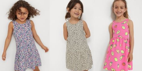 25% Off Any Item at H&M  | Girls Dresses Just $3.75