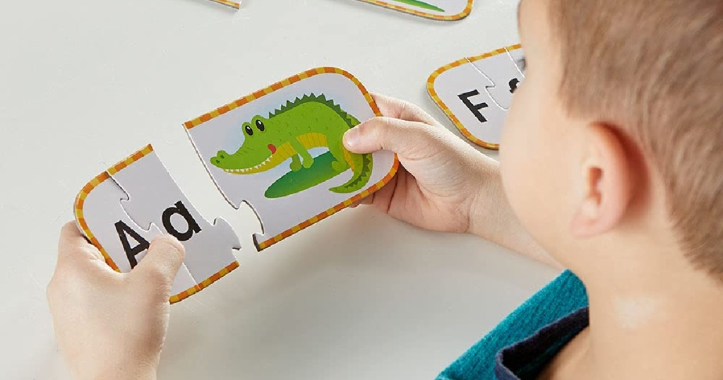 learning resources puzzle letter game
