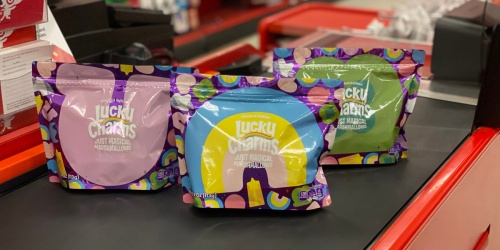 Lucky Charms Magical Marshmallow-Only Packs are Back | Choose from 8 Different Designs!
