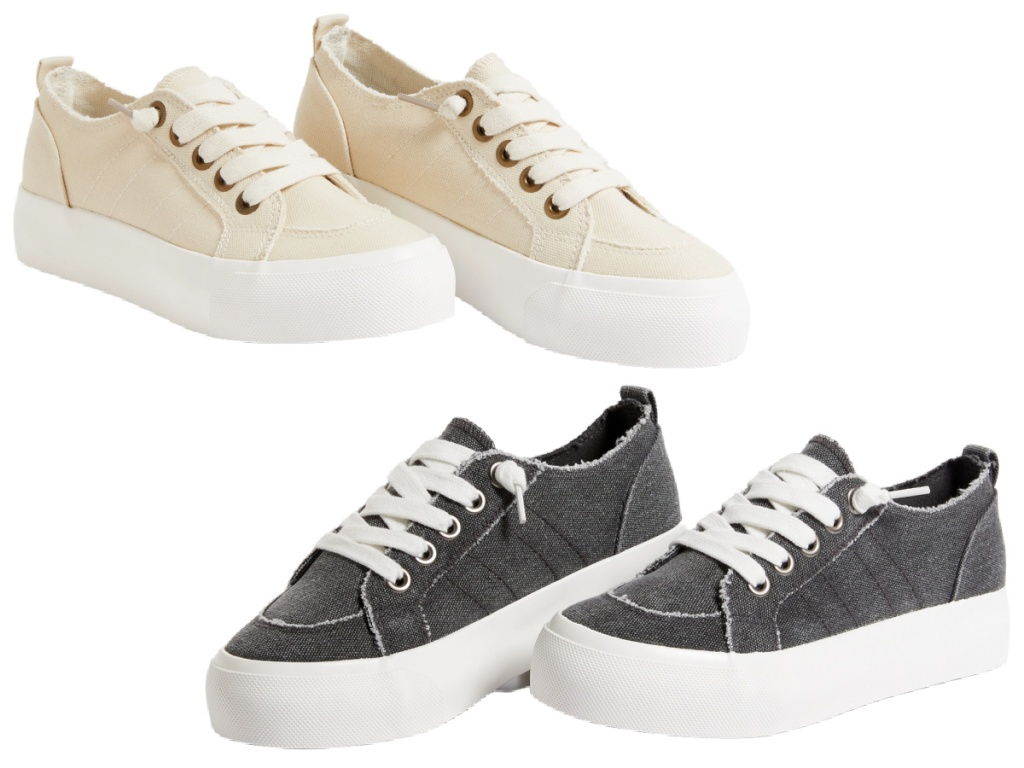 maurices sneakers for women