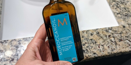 MoroccanOil Treatment Only $22 Shipped on Amazon (Regularly $44) | Add Shine & Helps w/ Frizz