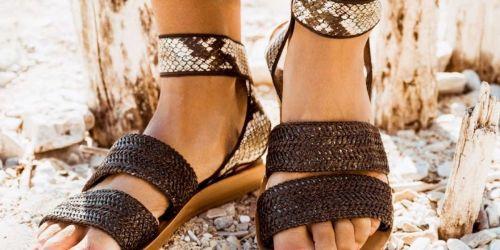 Muk Luks Women's Sandals from $9.50 on Zulily (Regularly $40)