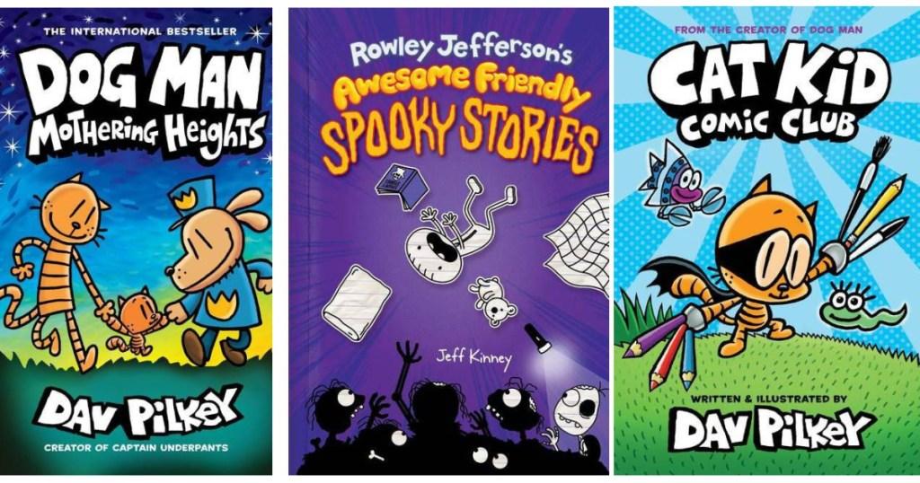 older kids books