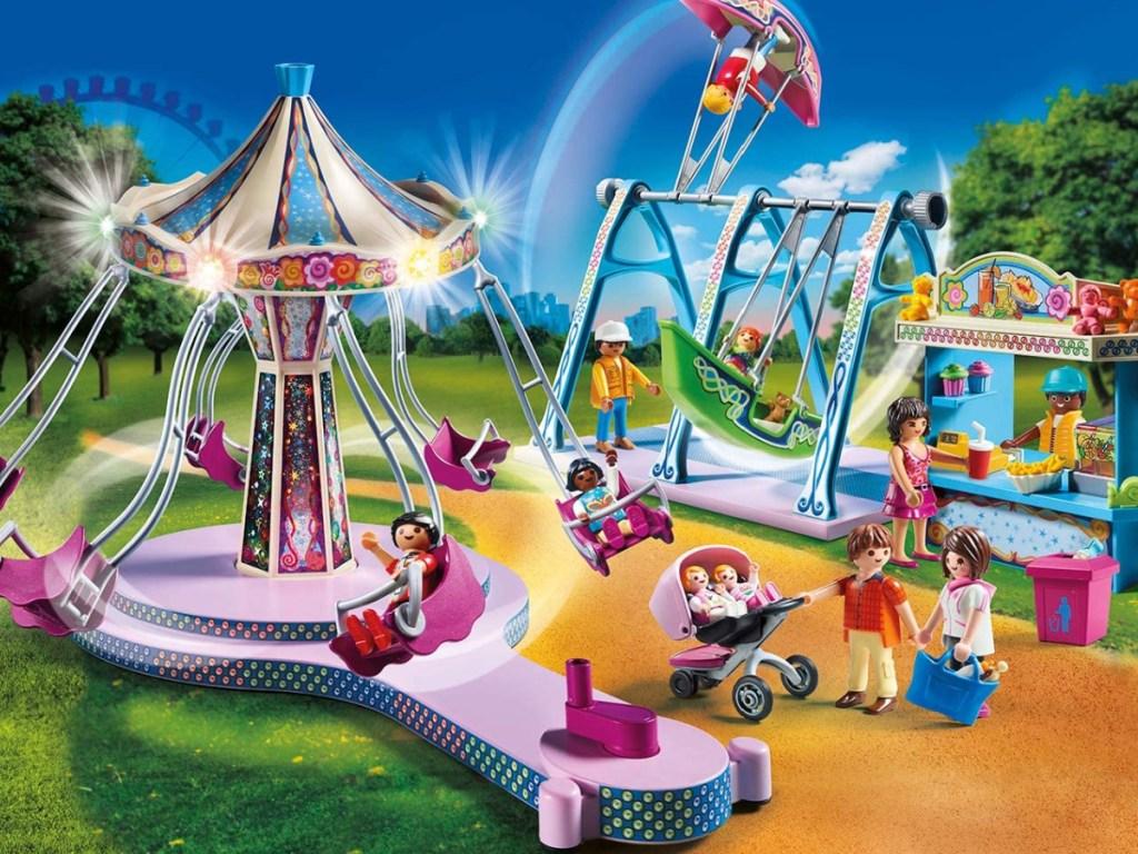 playmobil county fair