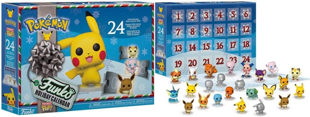 Pokemon Advent calendar