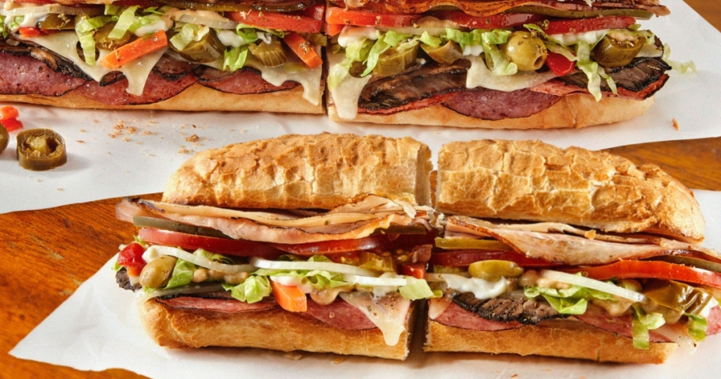 Buy 1 Potbelly Sandwich, Get A Escaped On 11/3