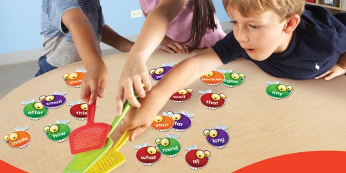 Learning Resources Swat a Sight Word Game Just $10 on Amazon (Regularly $17)