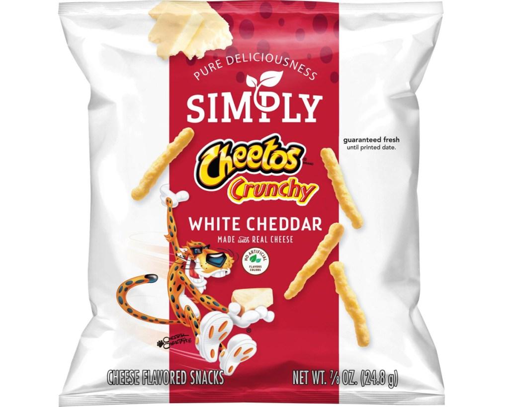 simply cheetos crunchy individual bag
