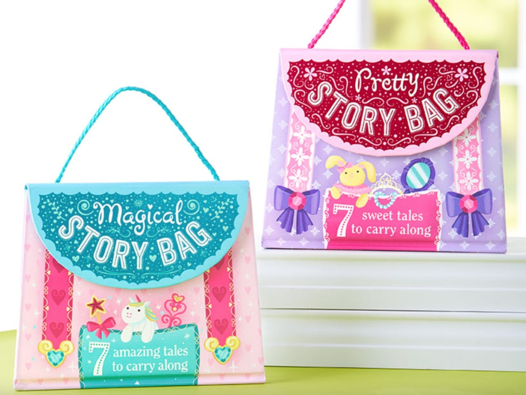 story book bag