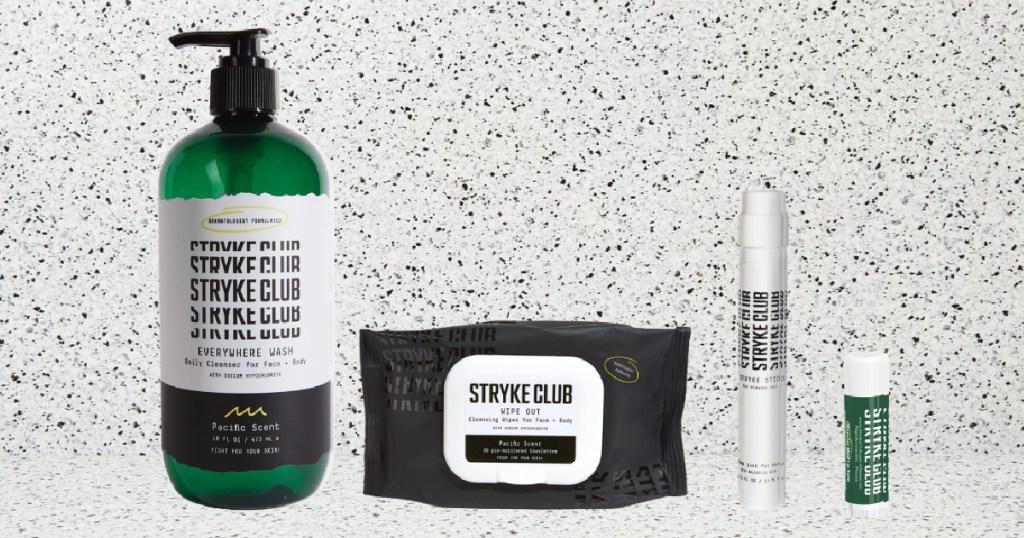 stryke club lazy boy kit products