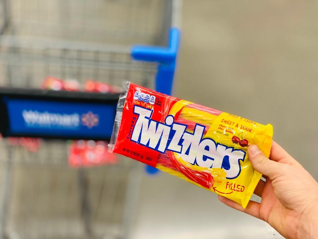 Twizzlers at Walmart