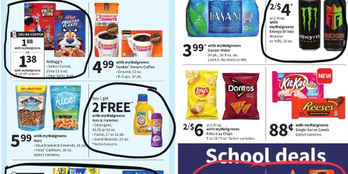 Walgreens Ad Scan for the Week of 8/8/21 – 8/14/21 (We've Circled Our Faves!)