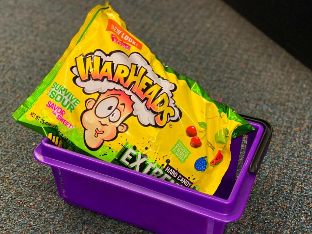 warheads 90s candies