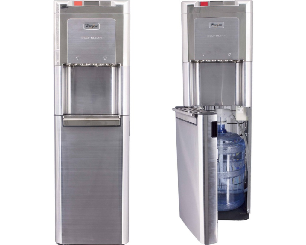 whirpoool all stainless steel water cooler