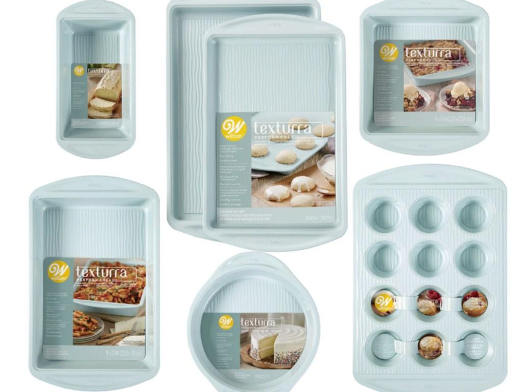 wilton bakeware 7 piece set