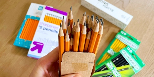 I Tested a $25 Pack of Pencils… But This Cheaper Brand is STILL Better!
