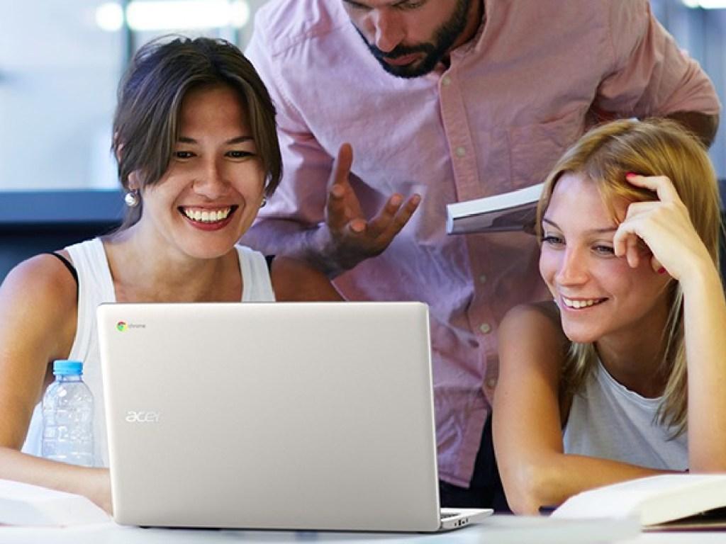 """Acer 15.6"""" Chromebook Laptop Manufacturer Refurbished"""