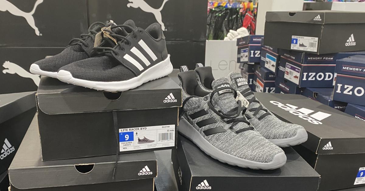 2 pairs of adidas shoes at costco