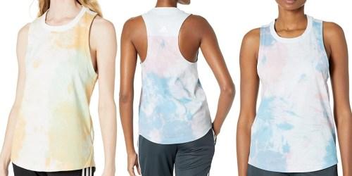 Adidas Women's Summer Tank Top from $9.93 on Amazon (Regularly $25)