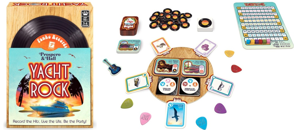funko yacht club party board game