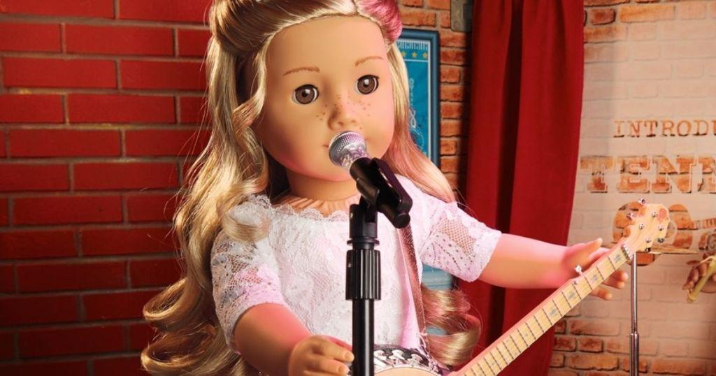 American Girl Tenney Doll