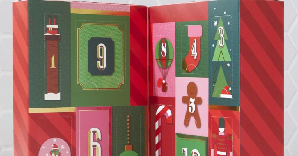 BBW advent calendar box