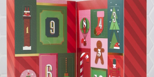 Bath & Body Works Advent Calendar Gift Set Available Now for Rewards Members Only + Save 20% Off!