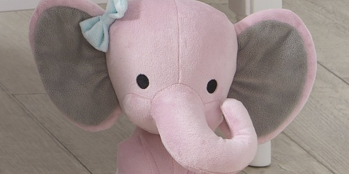 Twinkle Toes Pink Elephant Plush Only $4 on Amazon or Walmart.com (Regularly $13)