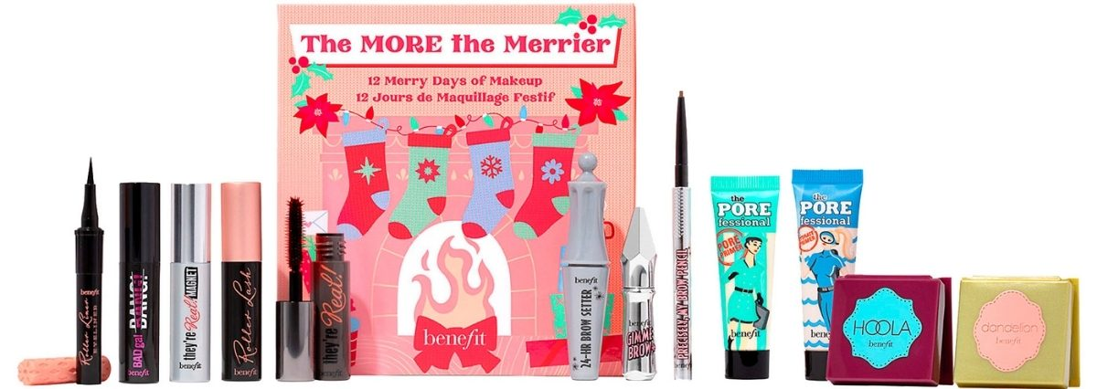Benefit Cosmetics The More The Merrier Advent Calendar