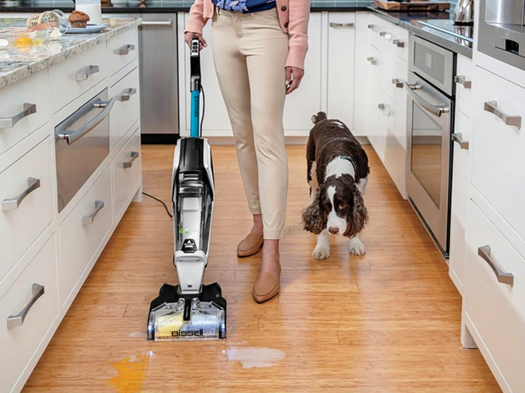 Bissell JetScrub Pet Lightweight Upright Carpet Cleaner