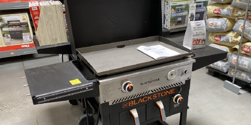 Blackstone 28″ Griddle w/ Air Fryer Possibly Only $297.75 at Walmart (Regularly $500)
