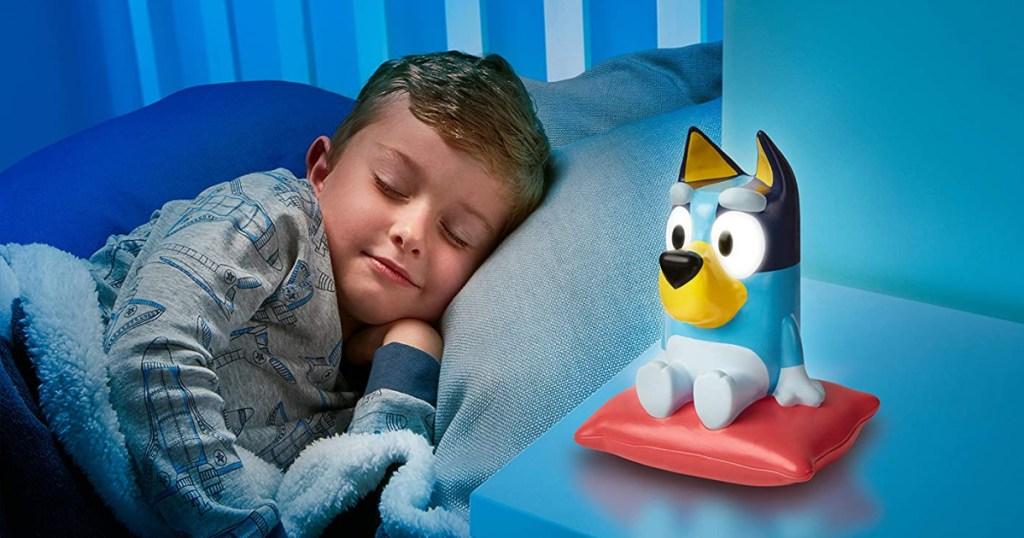 Bluey 2 in 1 Bedtime Night Light in Bluey