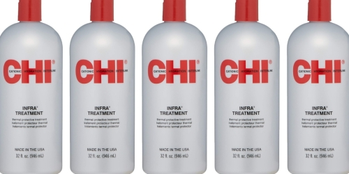 CHI Infra Thermal Hair Treatment 32oz Bottle Only $10.92 Shipped on Amazon (Regularly $32)