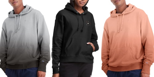 Champion Men's & Women's Hoodies from $12.49 Shipped (Reg. $55)   Up to 75% Off More Apparel + Free Shipping