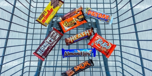Full-Size Candy Bars from 50¢ Each at Walgreens   In-Store & Online
