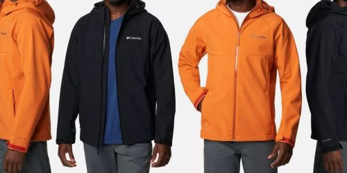 Columbia Men's Windproof Jacket Only $31.99 Shipped (Regularly $100)