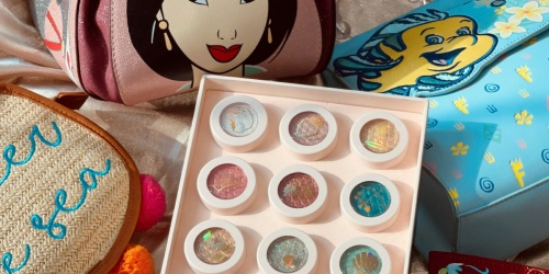 Colourpop Disney Eyeshadows Only $5 + Up to 50% Off Barbie, Star Wars & More Makeup