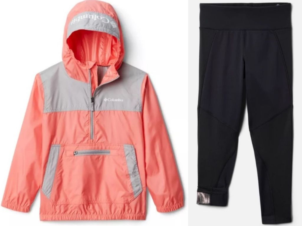 Columbia Clothing for girls