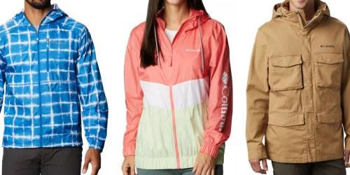 Columbia Men's & Women's Jackets from $25.93 Shipped on Macys.com (Regularly $75)