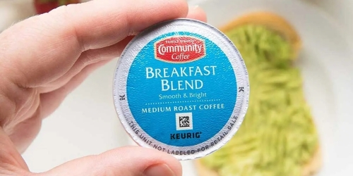Community Coffee K-Cups 54-Count from $22.38 Shipped on Amazon | Just 32¢ Per Cup