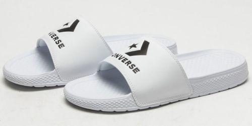 Converse Men's Slides Only $13.98 on Tillys.com (Regularly $25) + More Shoe Deals
