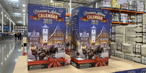 Brewer's Advent Calendar is Back at Costco & Only $59.99 | 24 Days of German Beer