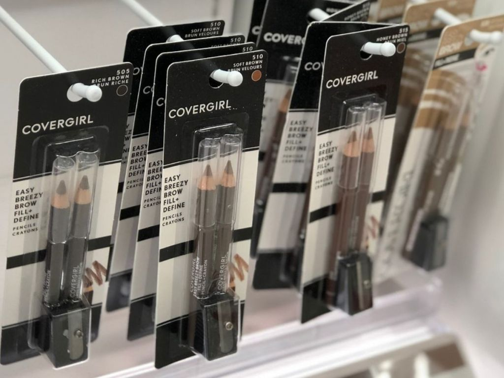 Covergirl Brow Pencils