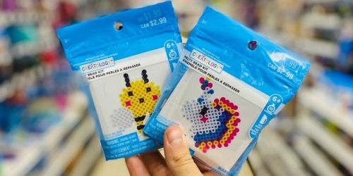 Creatology Melty Bead Kits Just 66¢ at Michaels   Stocking Stuffer Idea