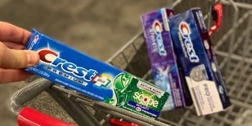 Best CVS Weekly Ad Deals 9/19-9/25 (Cheap Toothpaste, Candy & More!)