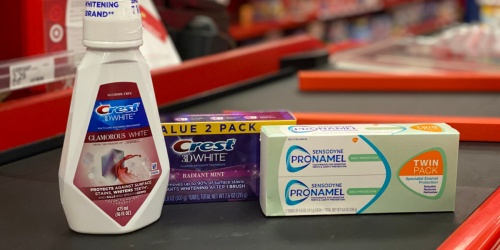 Best Target Weekly Ad Deals 9/5-9/11 (FREE $5 Gift Card w/ Oral Care Purchase, Cheap Soda & More!)