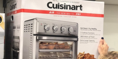 Save BIG With Amazon Renewed Deals! $54 Off Cuisinart Air Fryer & More