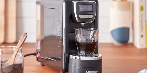 Cuisinart Espresso Machine Only $99.99 Shipped on BestBuy.com (Regularly $200)